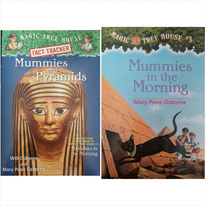 Mummies and pyramids/ Mummies in the morning
