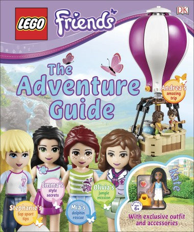Friends The Adventure Guide