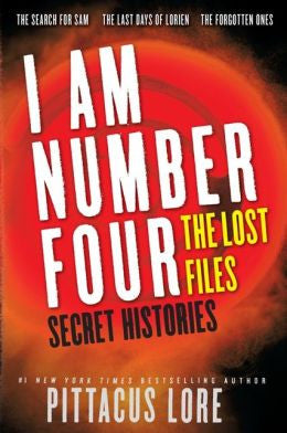 I am number four: The lost Files, Secret Histories