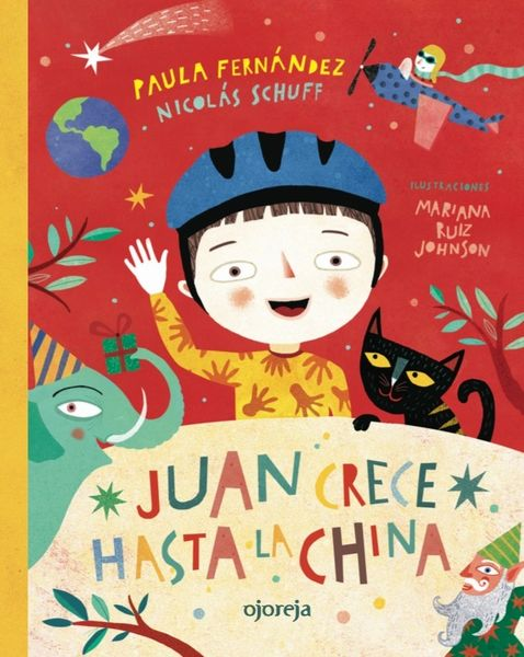 Juan crece hasta la china