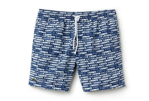 M PRINTED SWIM SHORT