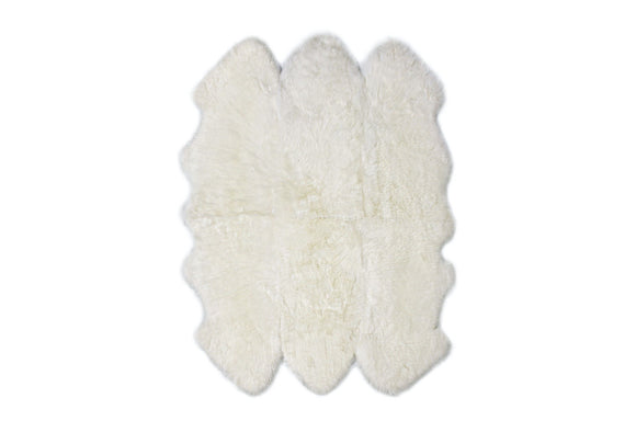 LONG WOOL SHEEPSKIN RUGS - SEXTO