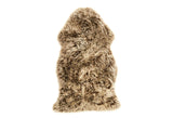 LONG WOOL SHEEPSKIN RUGS - SINGLE