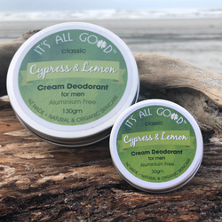 Its all Good deodorant cypress Lemon 30gm