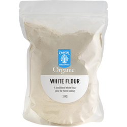 Chantal  Organic White Flour 1Kg