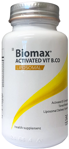 Coyne Activated Vit B 30cap