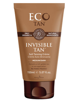 Eco Tan Invisible Tan Self Tanning Creme