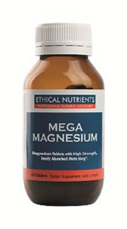 Ethical Nutrients - Mega Magnesium 60s