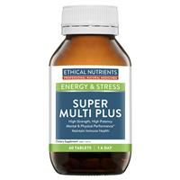 Ethical Nutrients - Super B Daily Stress + 60s