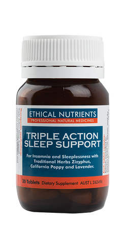 Ethical Nutrients - Triple Action Sleep Support 30s