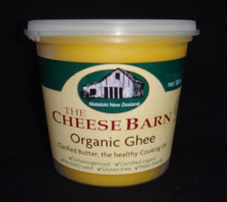 The Cheese Barn Organic Ghee