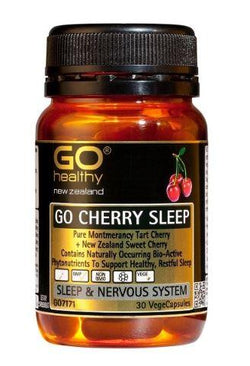 Go Healthy Cherry Sleep - 30 caps