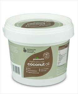 Good Health Coconut oil 1L
