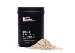 Hemp Merchants Organic Hemp Protein Powder 57% 500g chocolate