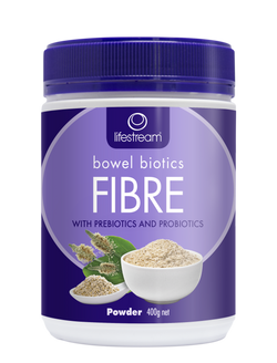 Lifestream - Bowel Biotics Fibre 100s