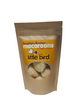 Little Bird Macaroons - Pasionfruit