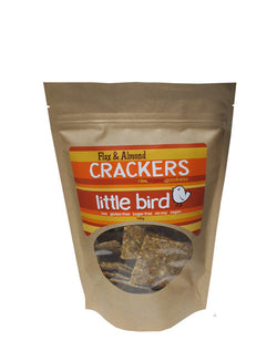 Little Bird Crackers - sea salt and thyme