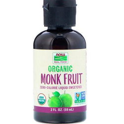 Now Monk Fruit 59ml