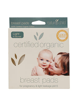 Natures Child - Breast Pads - Light