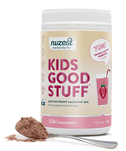 Nuzest Kids Good Stuff Strawberry 225g
