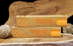 Organic goodness incense - Patchouli