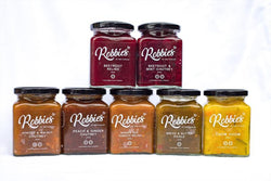 Robbies Beetroot Mint Chutney
