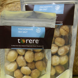 Torere Macadamias - honey coated