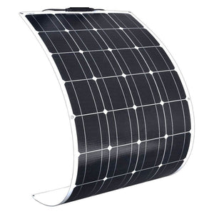TR SOLAR sunpower flexible solar panels