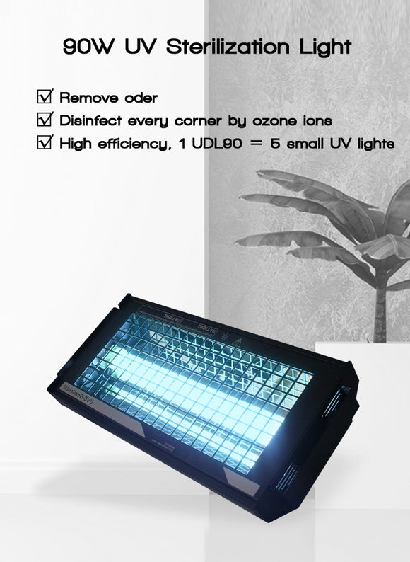 90W UV Sterilization Light