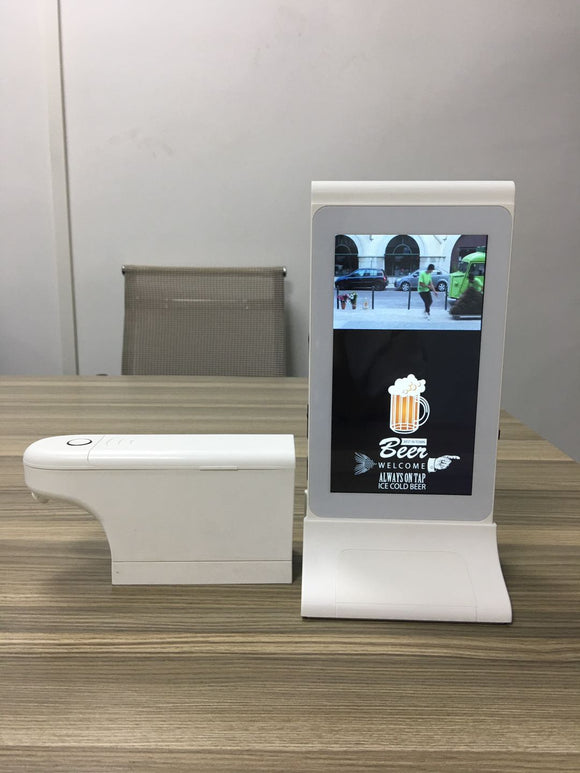 Multifunction Menu+ Hand washing+ Mobile charge+Advertising player