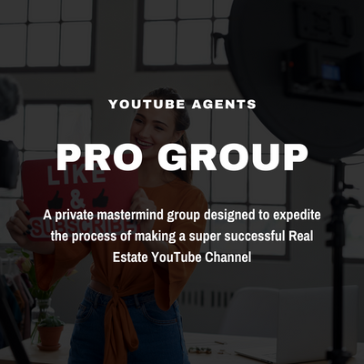 The YouTube Agents - Pro Group