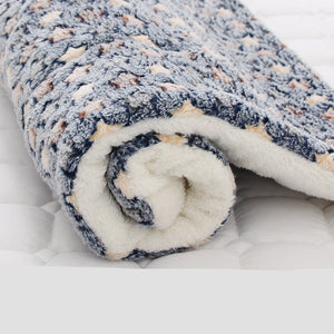 Premium Fluffy Flannel Pet Blanket - ONLYPAW