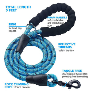 Heavy Duty Dog Leash - ONLYPAW