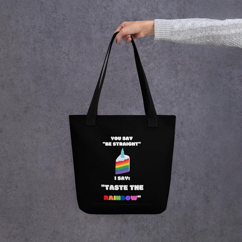 Taste the Rainbow Tasche