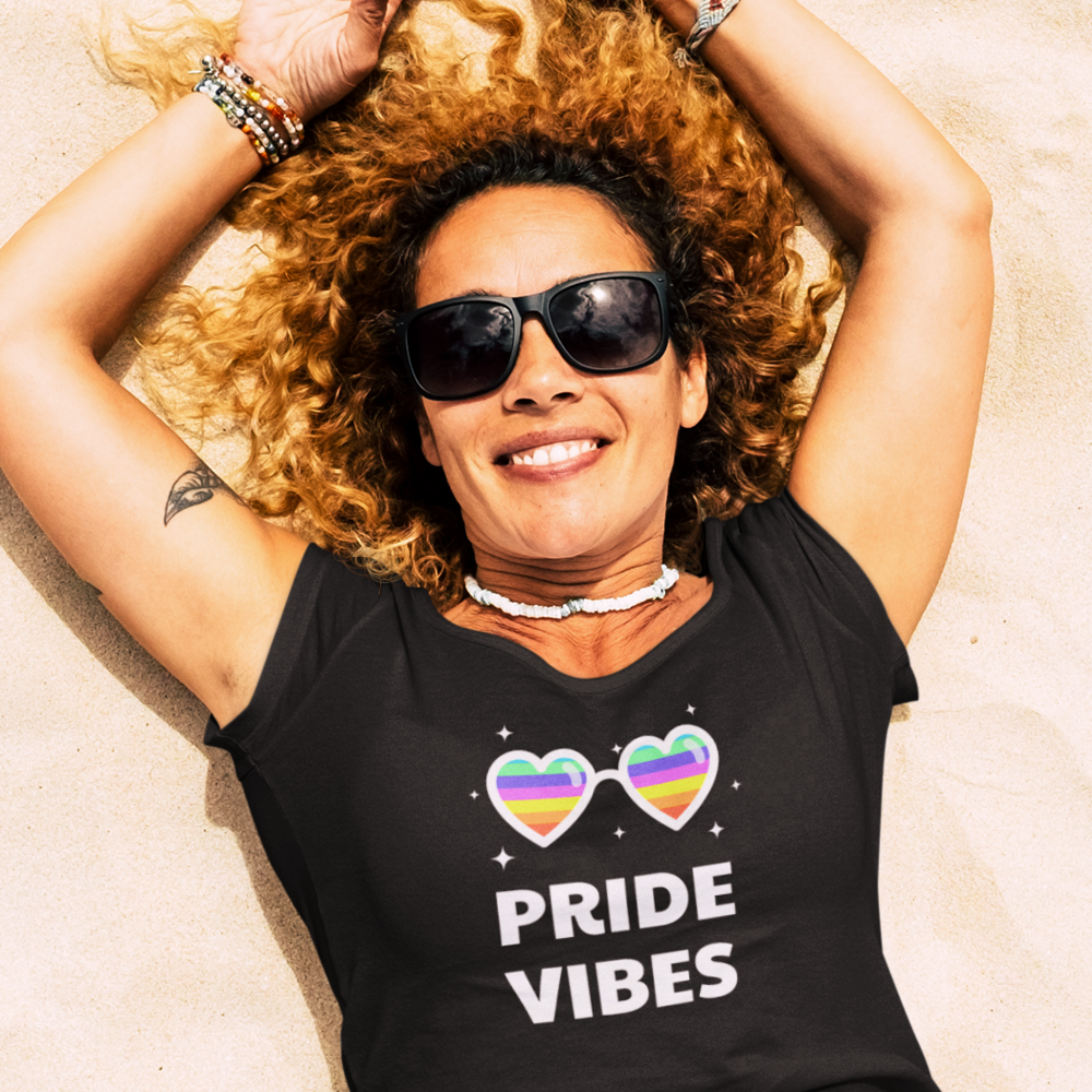 Pride Vibes T-Shirt - Queerr