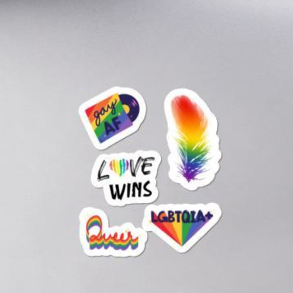 gay sticker pack