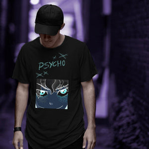 Psycho Anime T-Shirt - Queerr