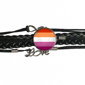 Infinity Lgbtq Armband - Queerr