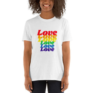 Love Pride T-Shirt