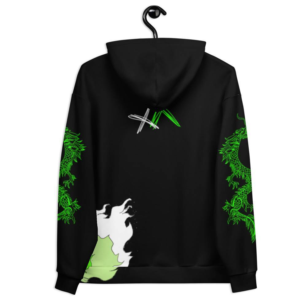 Dragon Fire Hoodie - Queerr