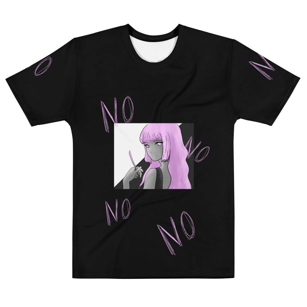 NO NO NO Anime T-Shirt