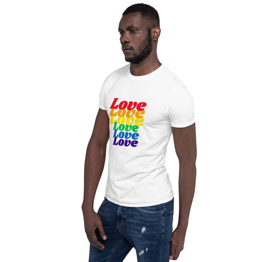 Love Pride T-Shirt - Queerr