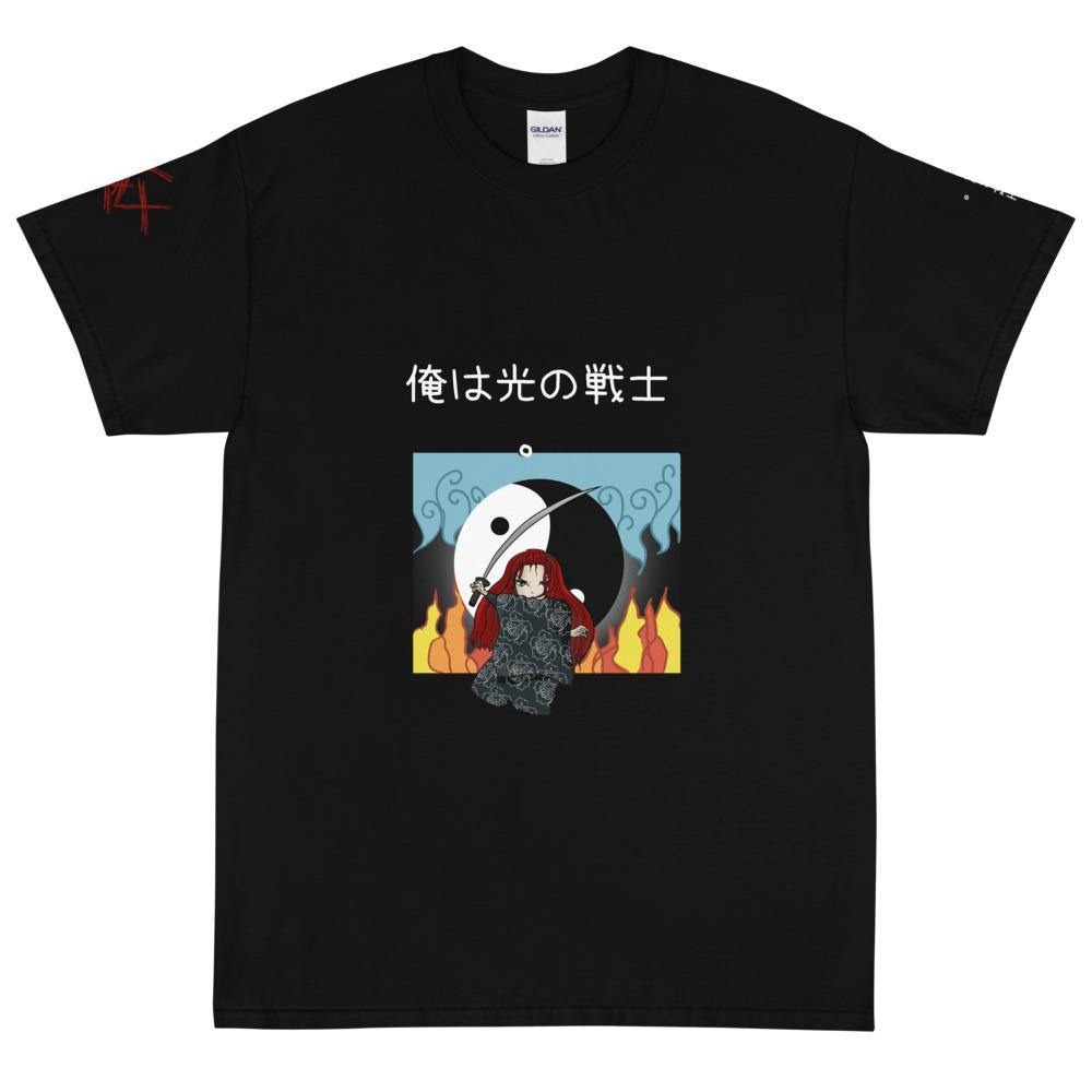 Warrior Anime Shirt - Queerr