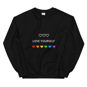 Love Yourself Hoodie - Queerr