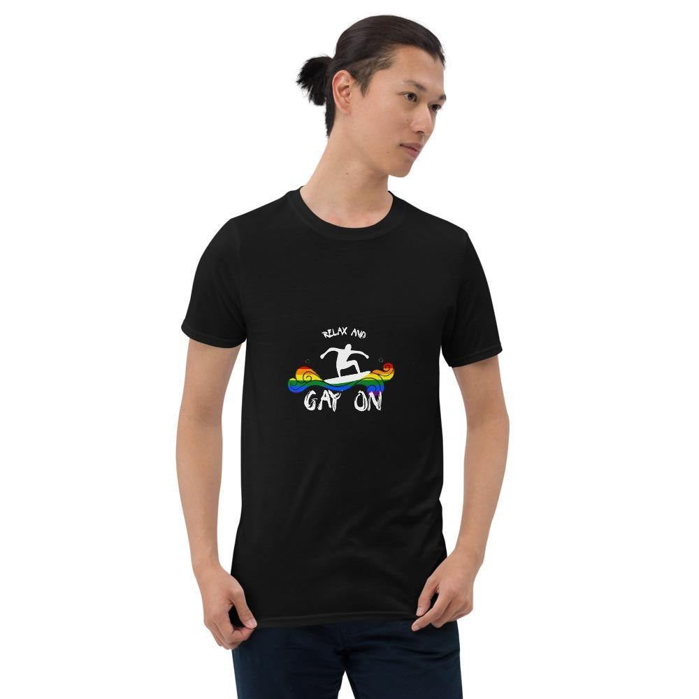 Surfer Gay T-Shirt - Queerr