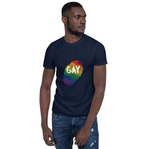 Fingerprint Pride Shirt