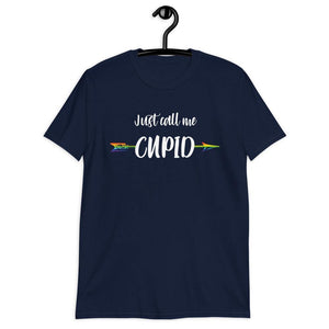 Just call me Cupid T-Shirt - Queerr