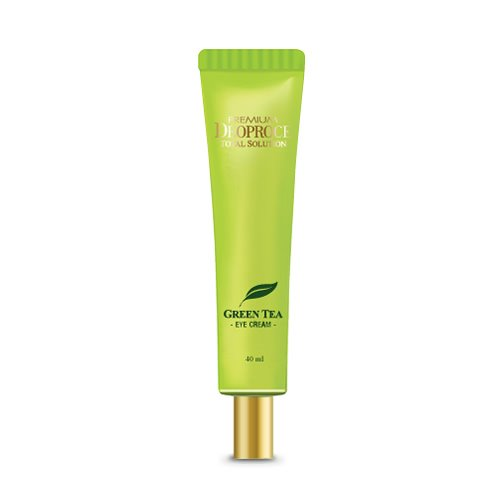 PREMIUM DEOPROCE GREEN TEA TOTAL SOLUTION EYE CREAM (40 ml)