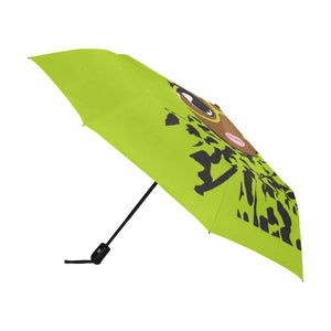 Geek Green Umbrellas