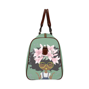 Lily Mint Travel Bag-Small
